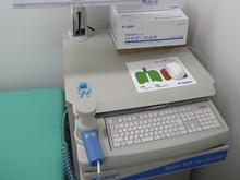 呼吸機能検査機器